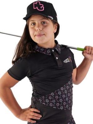 Girls Golf Shirts
