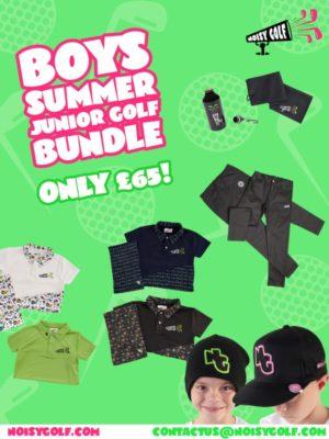 Junior Golf Clothing Bundle